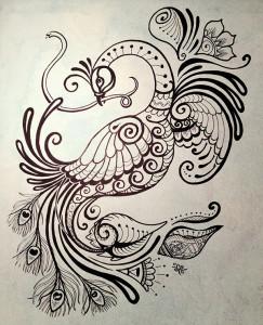 India tattoo prelimary study