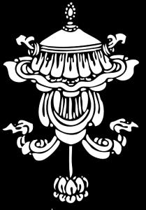 From the Eight Auspicious Symbols (ref: Wikipedia)