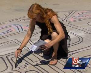WCVB Chronicle- HarborArts