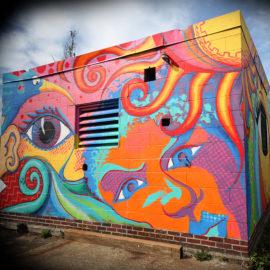 Bartlett Yard street art, 2013