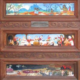LizM: front door painting