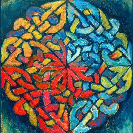 Celtic Knot Study 1