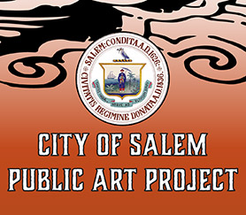 Commissioned by City of Salem, office of Public Art.