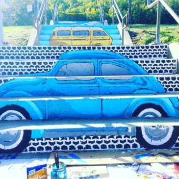 "In Process: ""The Soul's Journey As A Series of Weird Old Cars"""
