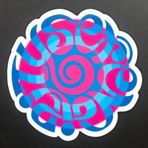 Serendipity 3″ Sticker