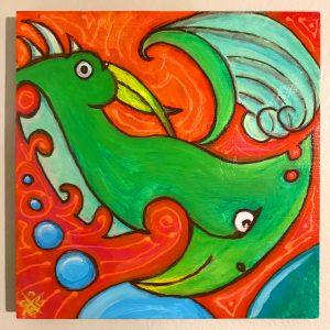 Birds Tile
